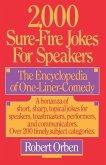 2,000 Sure-Fire Jokes for Speakers (eBook, ePUB)