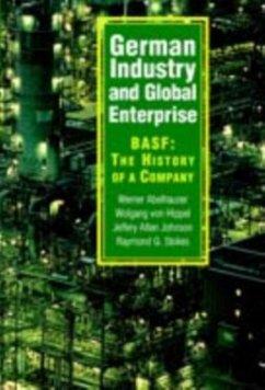 German Industry and Global Enterprise (eBook, PDF) - Abelshauser, Werner