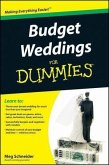 Budget Weddings For Dummies (eBook, ePUB)