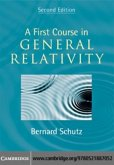 First Course in General Relativity (eBook, PDF)
