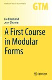 A First Course in Modular Forms (eBook, PDF)