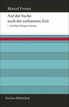 Auf der Suche nach der verlorenen Zeit - Proust, Marcel