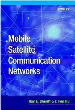 Mobile Satellite Communication Networks (eBook, PDF) - Sheriff, Ray E.; Hu, Y. Fun