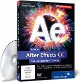 Adobe After Effects CC - Das umfassende Training, DVD-ROM
