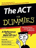 The ACT For Dummies (eBook, PDF)
