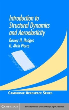 Introduction to Structural Dynamics and Aeroelasticity (eBook, PDF) - Hodges, Dewey H.