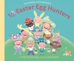 10 Easter Egg Hunters (eBook, ePUB) - Schulman, Janet