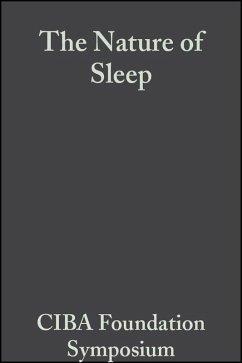 The Nature of Sleep (eBook, PDF)