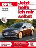 Opel Astra ab Modelljahr 2011