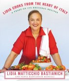 Lidia Cooks from the Heart of Italy (eBook, ePUB)