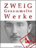 Stefan Zweig - Gesammelte Werke (eBook, PDF)