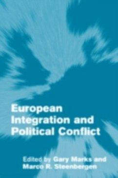 European Integration and Political Conflict (eBook, PDF)