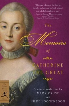The Memoirs of Catherine the Great (eBook, ePUB) - Catherine The Great