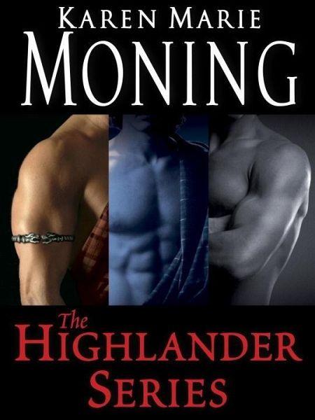 The Highlander Series 7-Book Bundle (eBook, ePUB)