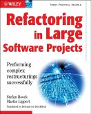 Refactoring in Large Software Projects (eBook, PDF)