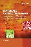 Materials Characterization (eBook, PDF)