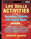 Life Skills Activities for Secondary Students with Special Needs (eBook, ePUB)
