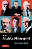 What is Analytic Philosophy? (eBook, PDF)