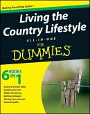 Living the Country Lifestyle All-In-One For Dummies (eBook, PDF)