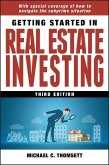 Getting Started in Real Estate Investing (eBook, ePUB)