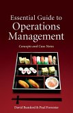 Essential Guide to Operations Management (eBook, PDF)