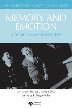 Memory and Emotion (eBook, PDF)
