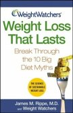 Weight Watchers Weight Loss That Lasts (eBook, PDF)
