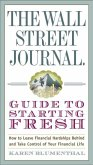 The Wall Street Journal Guide to Starting Fresh (eBook, ePUB)