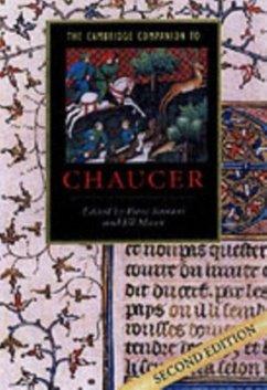 Cambridge Companion to Chaucer (eBook, PDF)