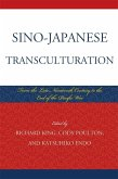 Sino-Japanese Transculturation (eBook, ePUB)