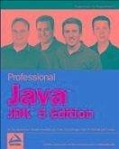 Professional Java, JDK 5 Edition (eBook, PDF)