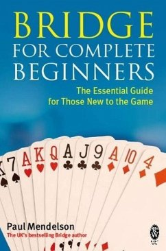 Bridge for Complete Beginners (eBook, ePUB) - Mendelson, Paul