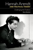 Hannah Arendt and Political Theory (eBook, PDF)