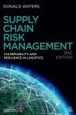 Supply Chain Risk Management (eBook, ePUB)