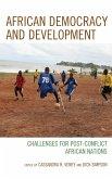 African Democracy and Development (eBook, ePUB)