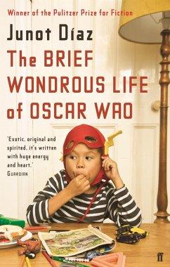 The Brief Wondrous Life of Oscar Wao (eBook, ePUB) - Diaz, Junot
