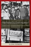 The First to Cry Down Injustice? (eBook, ePUB)
