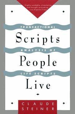 Scripts People Live (eBook, ePUB)