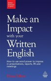 Make an Impact with Your Written English (eBook, ePUB)