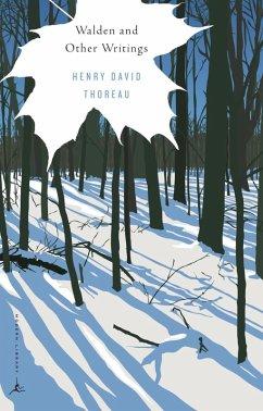Walden and Other Writings (eBook, ePUB) - Thoreau, Henry David