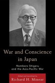 War and Conscience in Japan (eBook, ePUB)