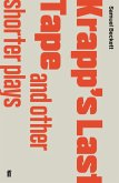 Krapp's Last Tape and Other Shorter Plays (eBook, ePUB)