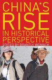 China's Rise in Historical Perspective (eBook, ePUB)
