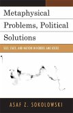 Metaphysical Problems, Political Solutions (eBook, ePUB)