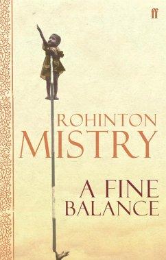 A Fine Balance (eBook, ePUB) - Mistry, Rohinton