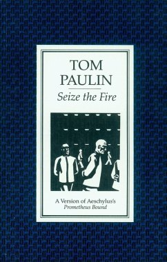 Seize the Fire (eBook, ePUB) - Paulin, Tom