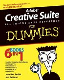 Adobe Creative Suite All-in-One Desk Reference For Dummies (eBook, PDF)