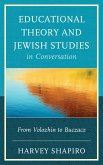 Educational Theory and Jewish Studies in Conversation (eBook, ePUB)