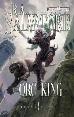 The Orc King (eBook, ePUB) - Salvatore, R. A.