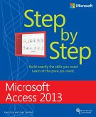 Microsoft Access 2013 Step by Step (eBook, PDF)